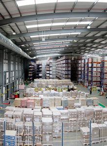 Medical Devices Warehousing